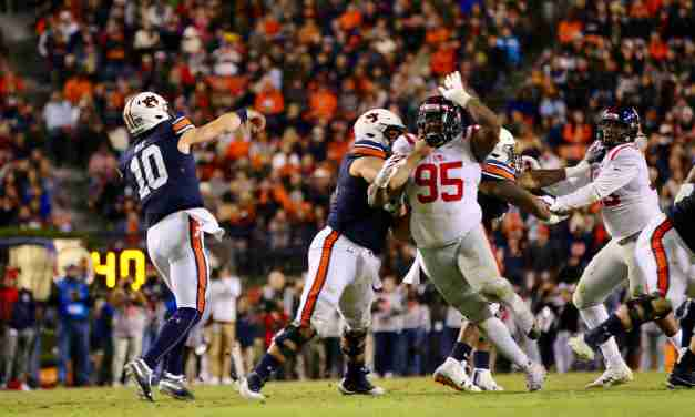 Postgame Points: Auburn 20, Ole Miss 14