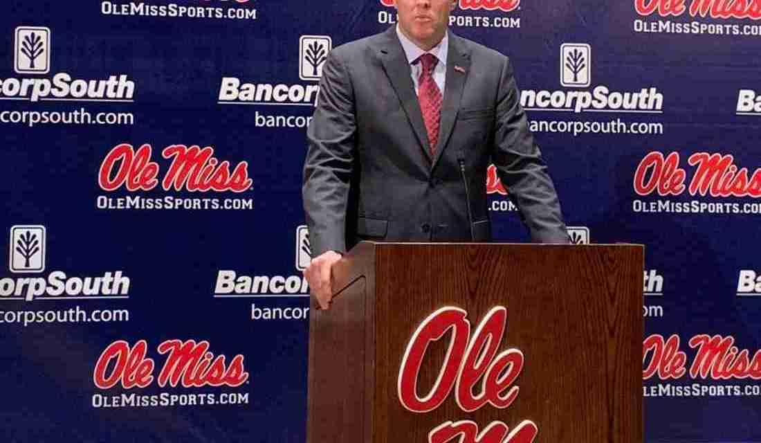VIDEO: Keith Carter addresses media, names Mike MacIntyre Interim Head Coach