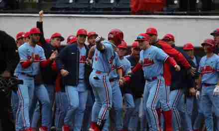 Ole Miss Routs Xavier to Secure Series Sweep