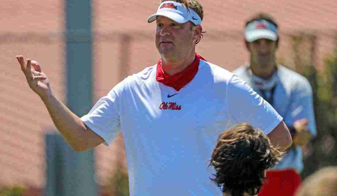 WATCH: Coach Kiffin's first press conference of fall camp