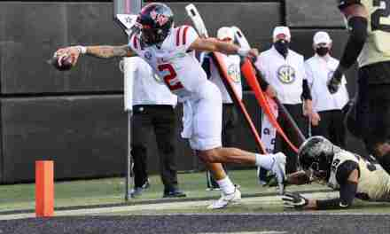 Five things the Rebels may have focused on during the bye week