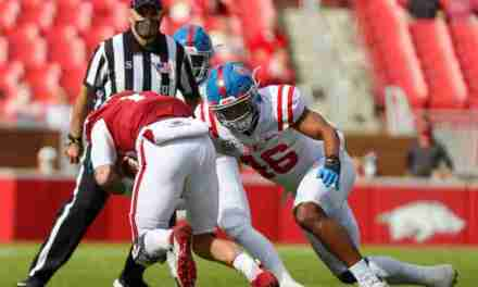 Ole Miss linebacker MoMo Sanogo emphasizes importance of communication