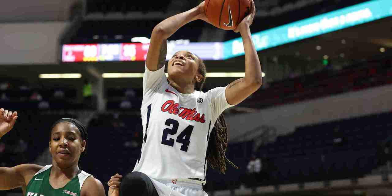 Madison Scott Named SEC Freshman of the Week