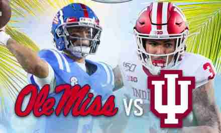 Rebels headed to the Outback Bowl to play Indiana