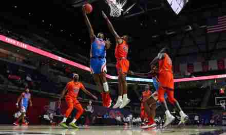Men's Hoops Now Set to Face LSU Saturday