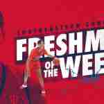 Snudda Collins Named SEC Freshman of the Week