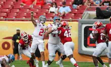 WATCH: Outback Bowl Highlights