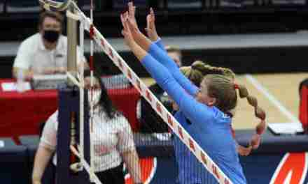 Volleyball Announces 2021 Spring Slate