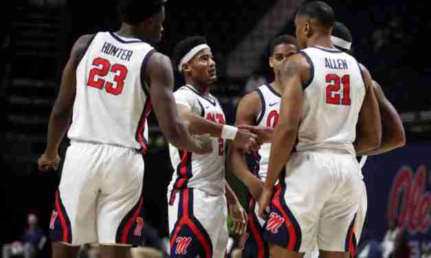 Rebels travel to Tuscaloosa to take on the Tide in SEC-opener