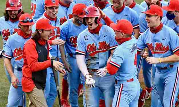 Ole Miss and Team Captain Tim Elko:Unfinished Business