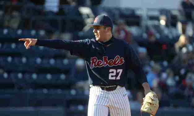 Rebels notch 4-3 win over Belmont in Game Two to Take Series from Bruins