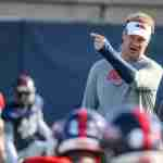 VIDEO: Lane Kiffin, Tavius Robinson, and Jonathan Mingo