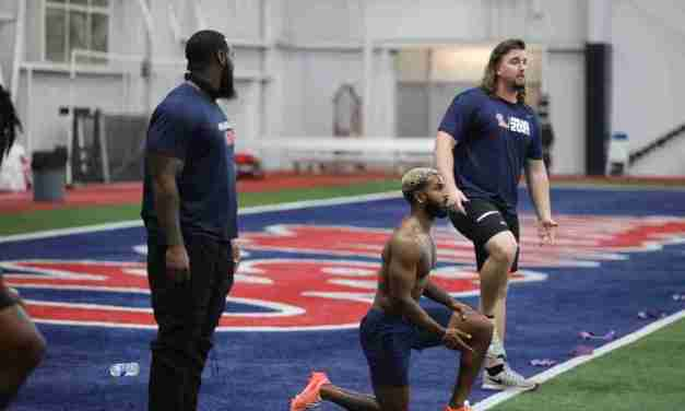2021 Ole Miss Pro Day: A Look at the Numbers