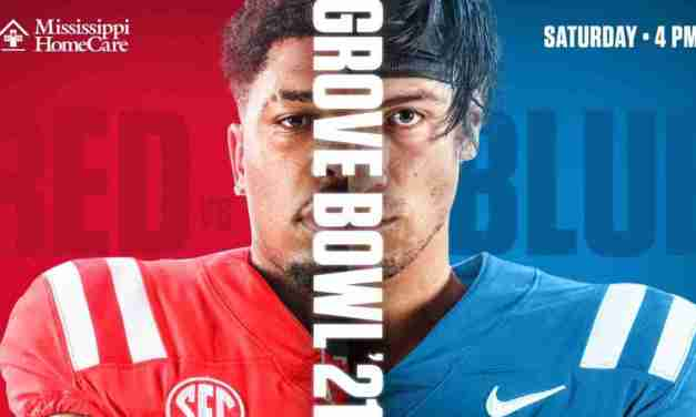 Ole Miss Releases Rosters, Fan Information for Grove Bowl
