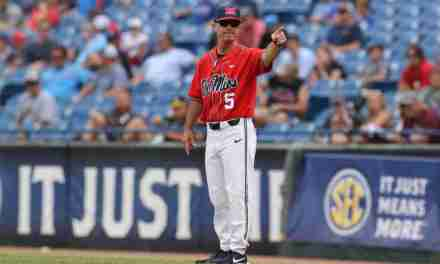 WATCH: Head coach Mike Bianco, Tyler Myers and Kevin Graham talk after Rebels' 4-1 win over Vandy