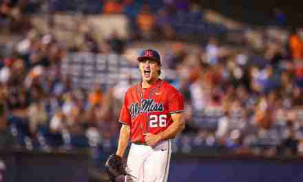 Ole Miss defeats Auburn, 7-4, in opening game of SEC Tourney