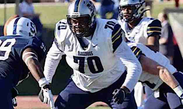 Ole Miss offers JUCO offensive lineman Percy Lewis