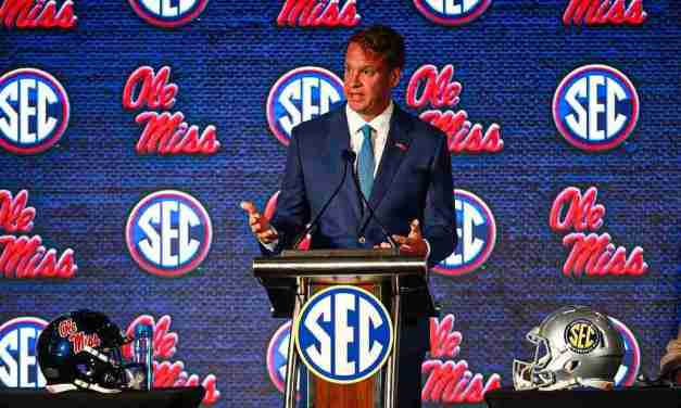 VIDEO: Coach Lane Kiffin meets with Ole Miss reporters at SEC Media Days