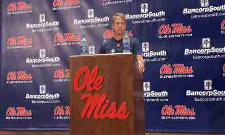 WATCH: Head coach Lane Kiffin at Ole Miss Media Day