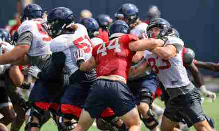 VIDEO: Ole Miss head coach Lane Kiffin, LB Chance Campbell, TE Chase Rogers visit with media