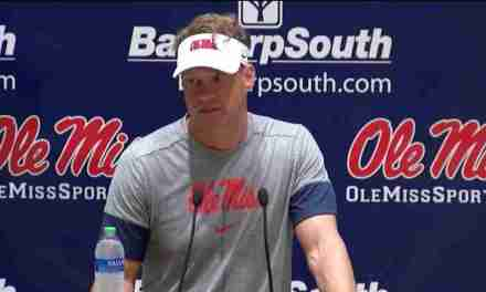 VIDEO: Ole Miss head coach Lane Kiffin talks about Rebs' upcoming opponent Tulane