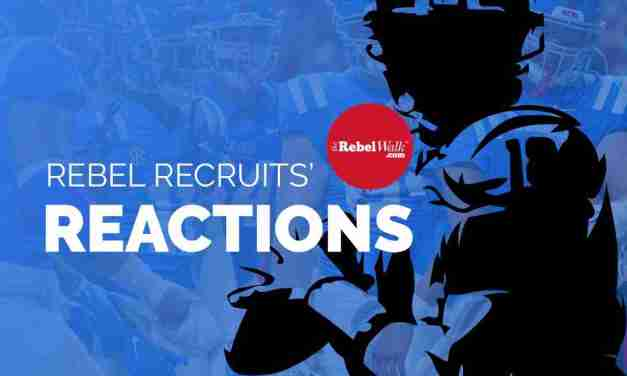 Recruits' Reactions: 2023 and 2024 targets react to the Rebs' win over Arkansas