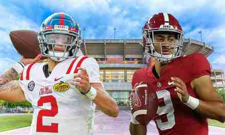 Two of the Nation's Best: California QBs Matt Corral, Bryce Young set to renew their rivalry in Tuscaloosa