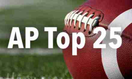 Ole Miss moves up in AP Top 25 rankings