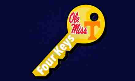 Four Keys to an Ole Miss win over Tennessee