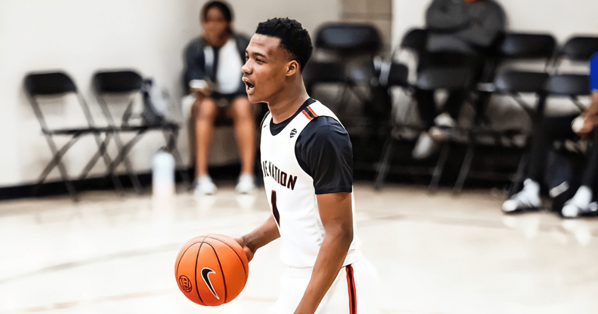 Ole Miss Men's Basketball Goes Back-To-Back, Lands Second Commitment in Two Days