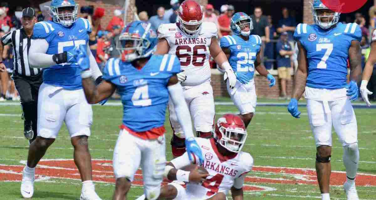 Nick's Notes: Rebels prepping for Saturday Showdown with Vols; tackling, depth two areas of emphasis for defense
