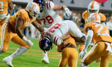 GRIDIRON GALLERY: Ole Miss beats the Vols, 31-26, in crazy game at Neyland