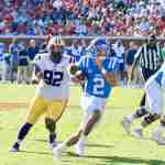 Notes and Notables from the Rebels' 31-17 win over LSU