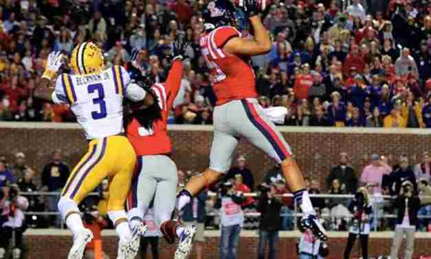 Ole Miss Releases LSU Hype Video