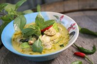 Green Thai Curry - TheRecipe.Website