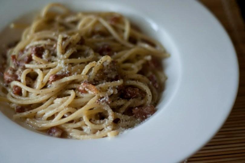 Spaghetti alla Gricia - Onlinerecipe.website