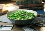 Peas and Parmesan - TheRecipe.Website