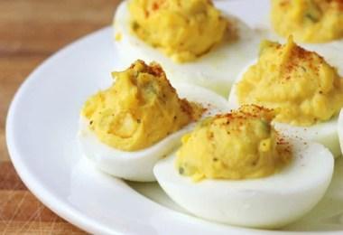 Deviled Eggs - TheRecipe.Website