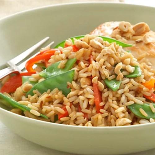 Thai Chicken and Jasmine Rice - TheRecipe.Website