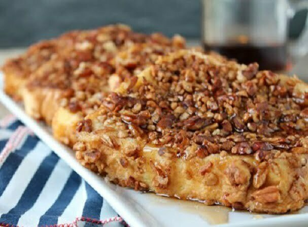 Baked French Toast - TheRecipe.Website