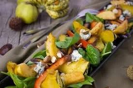 Honey Pumpkin Salad - TheRecipe.Website