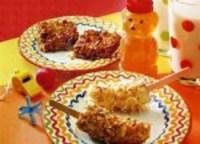 Honey Granola Squares - TheRecipe.Website
