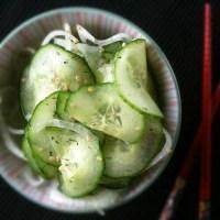 Marinated Cucumbers - TheRecipe.Website