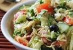 Greek Orzo Chicken Salad - TheRecipe.Website