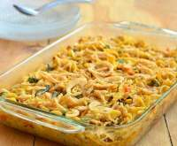 Tuna Noodle Casserole - TheRecipe.Website