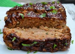 Turkey Barbecue Meatloaf - TheRecipe.Website