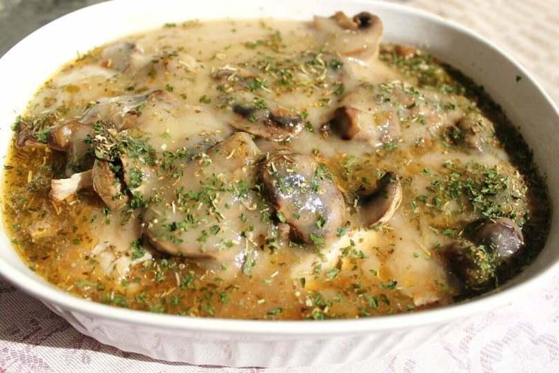 Chicken and Mushroom Casserole - TheRecipe.Website
