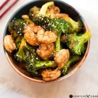 Stir-Fried Shrimp and Brocolli - Onlinerecipe.website