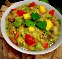 Smoked Chile and Mango Guacamole - TheRecipe.Website