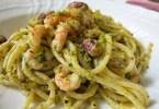 Italian Shrimp with Pistachio Sauce - TheRecipe.Website